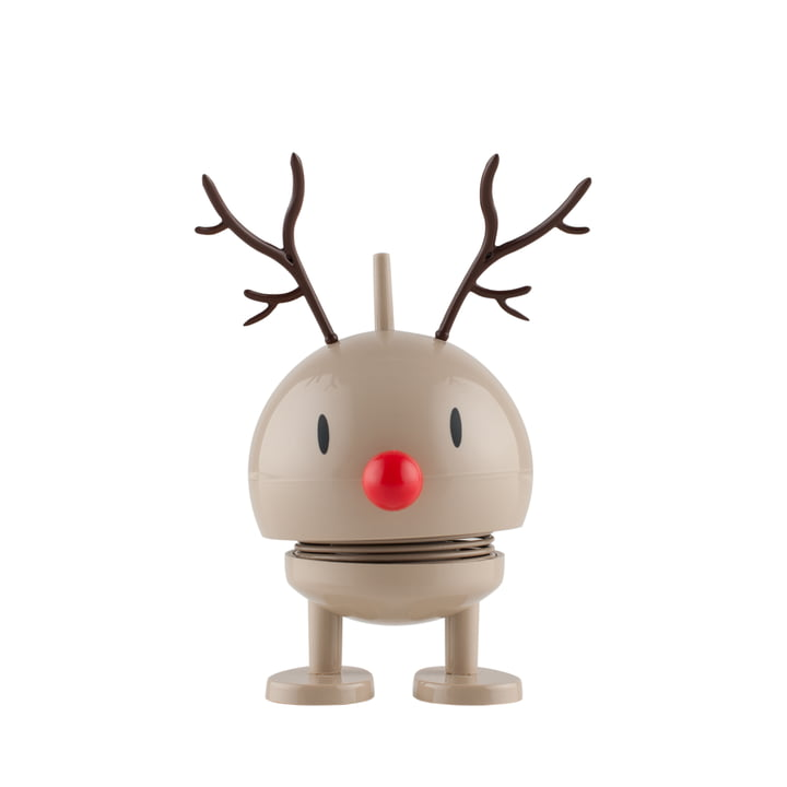 Hoptimist - Reindeer Baby Bumble Rudolf, small