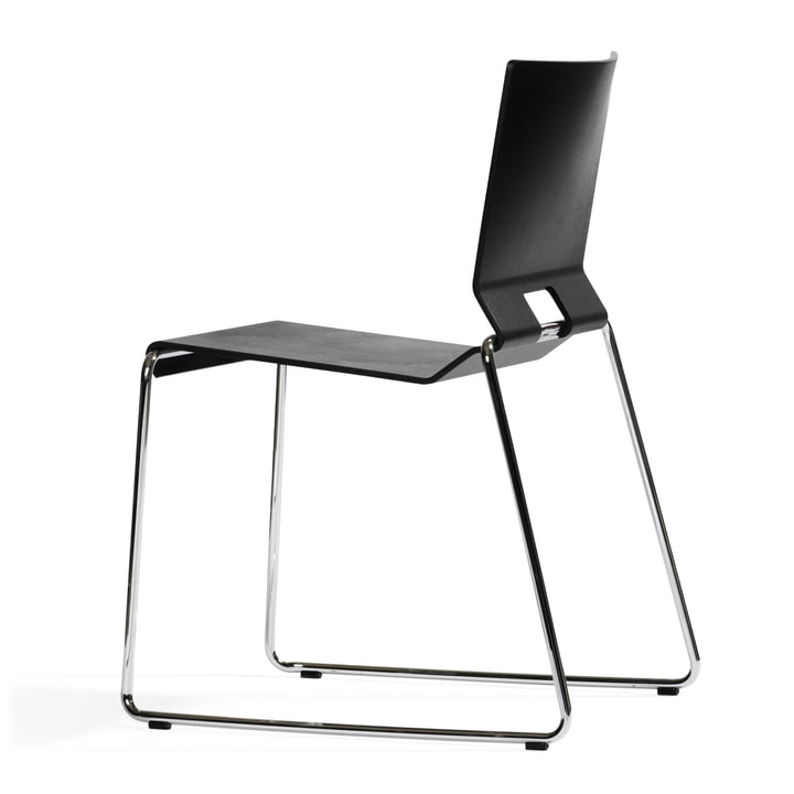 Blå Station AB - Chair 69, black