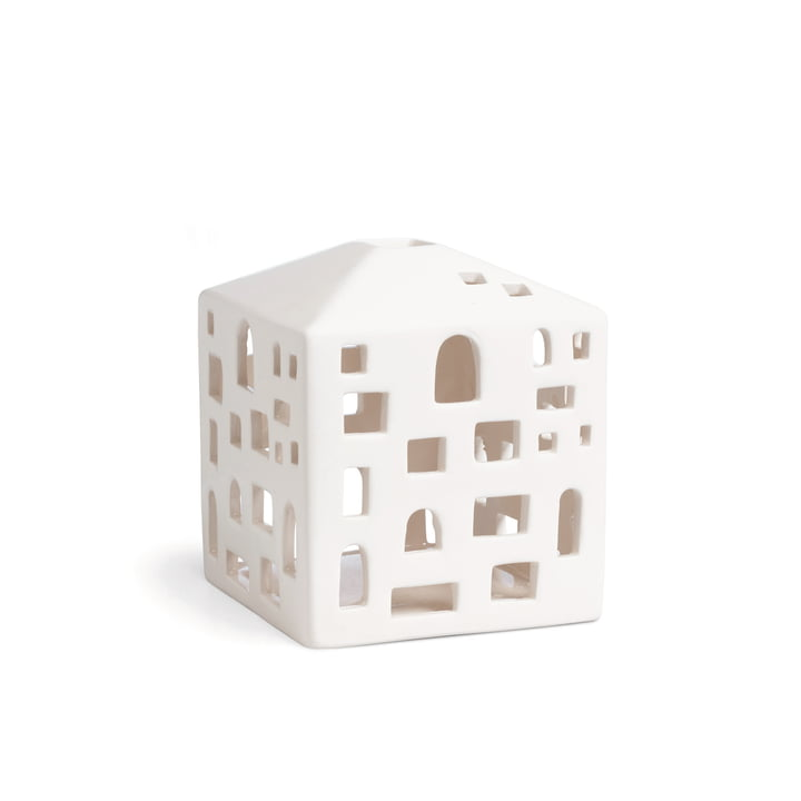 Kähler Design - Urbania Votive Candle House, City House