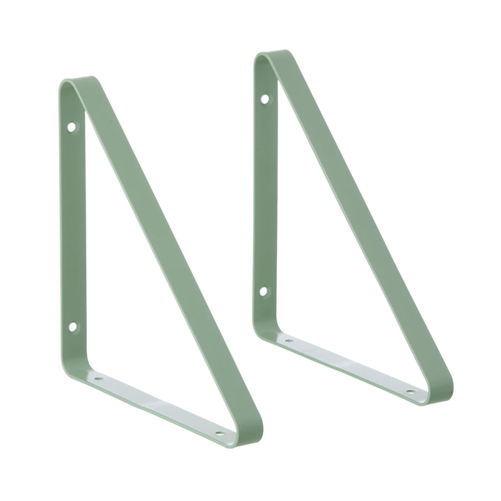 ferm Living - Shelf Hangers, mint