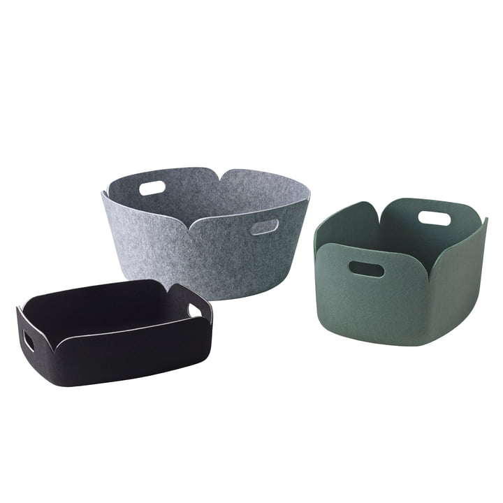 Muuto - Restore storage baskets