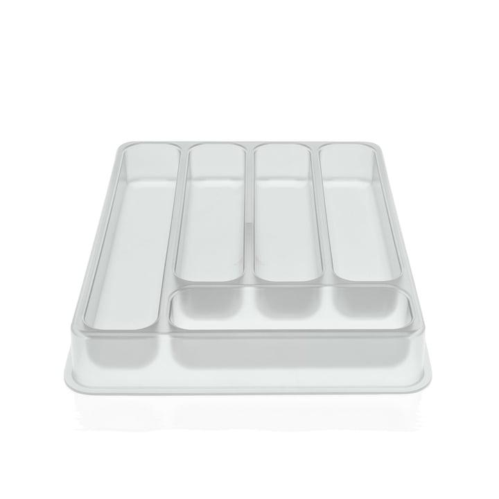Magis – A, B, C... cutlery tray, clear