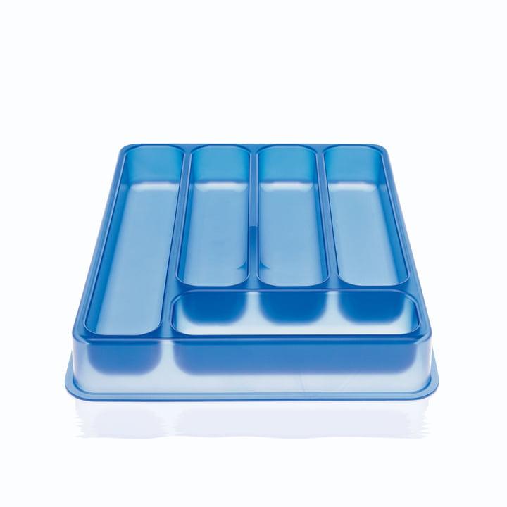 Magis - A, B, C... cutlery tray, blue