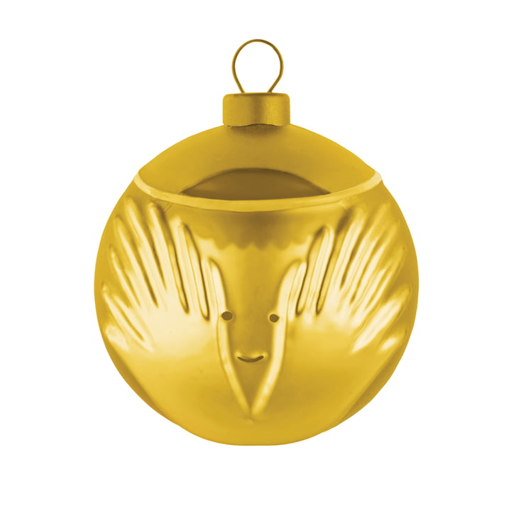 Angel Christmas Bauble by A di Alessi