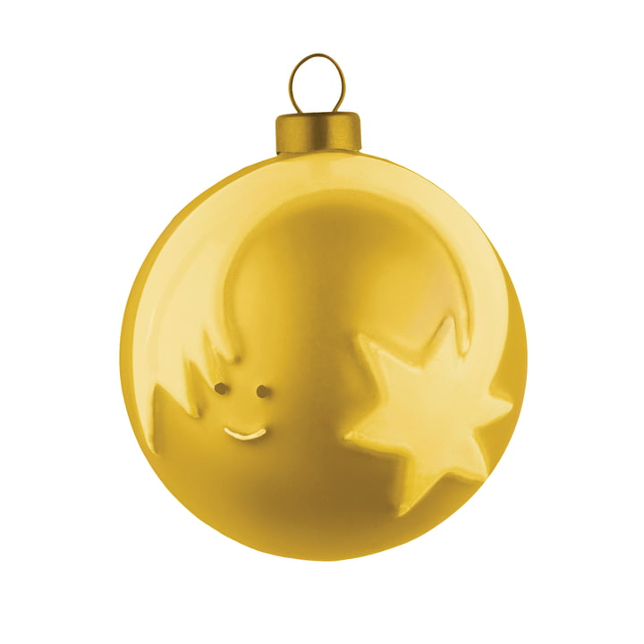 Christmas star Christmas Bauble by A di Alessi