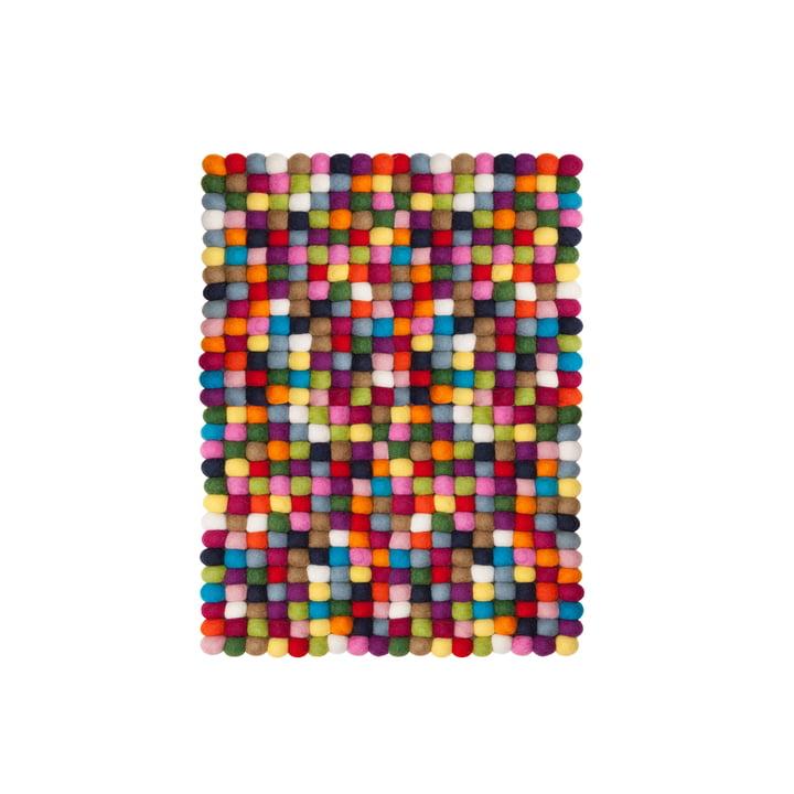 Lotte rug rectangular 70 x 100 cm by myfelt