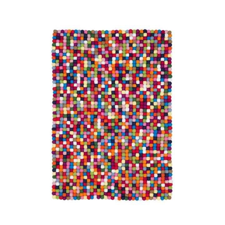 Lotte rug rectangular 120 x 170 cm by myfelt