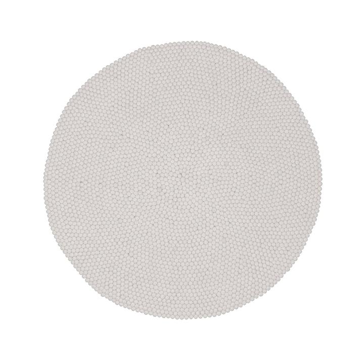 Linéa carpet round by myfelt, 140 cm