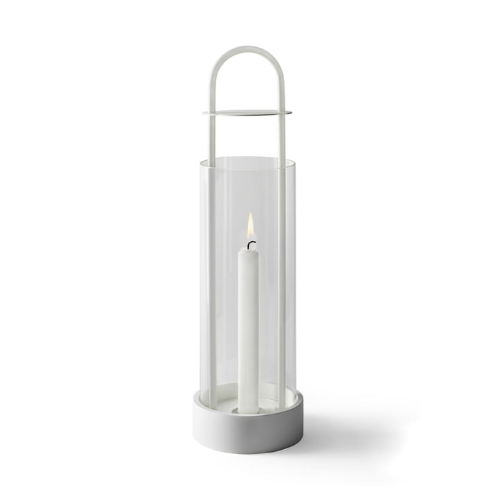 Design House Stockholm - Lotus Lantern in white