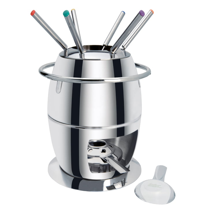 Gstaad Fondue set by Spring