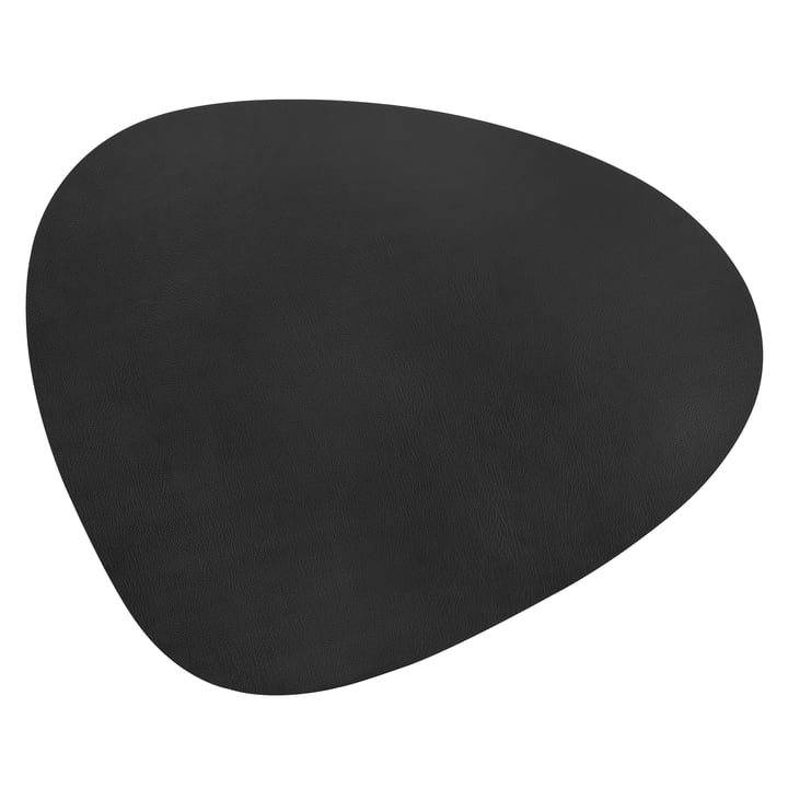 LindDNA - Floormat Curve XXXXL, Bull black