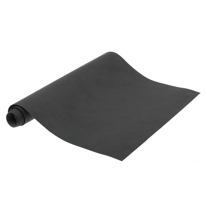 The Table Runner M 40 x 140 cm by LindDNA in Nupo anthracite