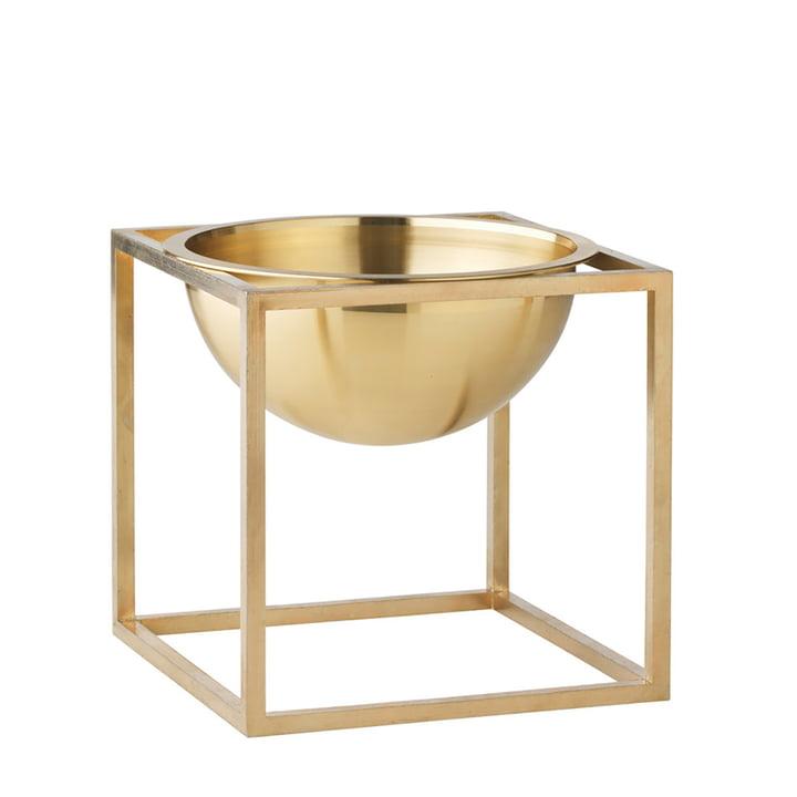 by Lassen - Kubus bowl, small, brass