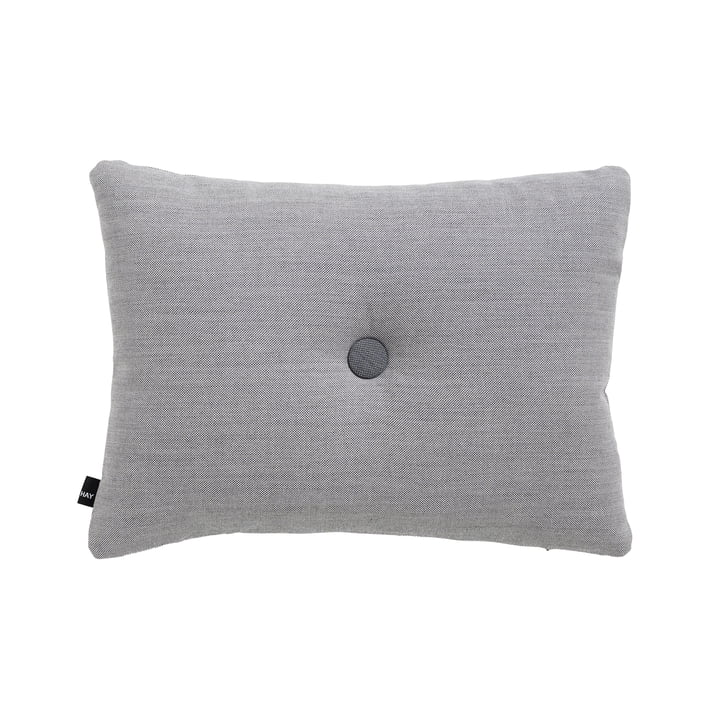 Hay - Cushion Dot 45 x 60 cm Surface in light grey 120