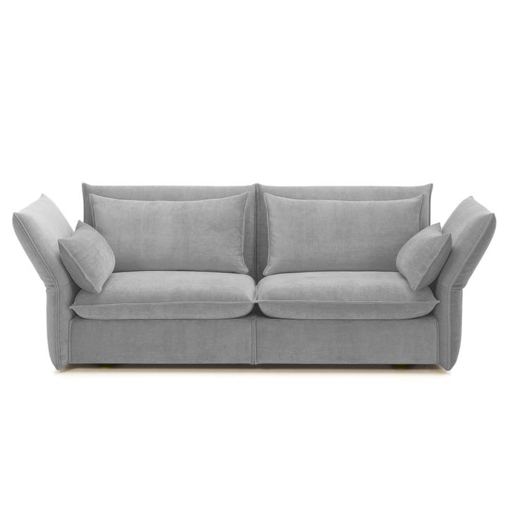 Vitra - Mariposa Sofa, light grey