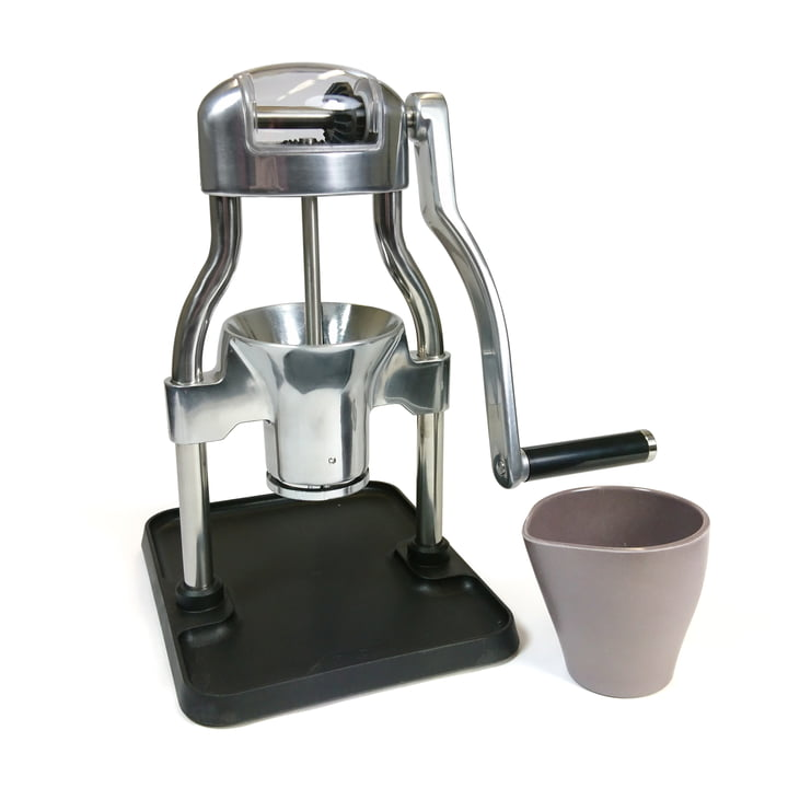 Presso ROK Manual coffee grinder