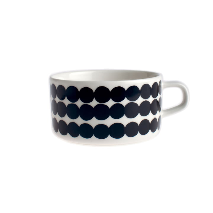 Oiva Siirtolapuutarha Teacup with handle by Marimekko