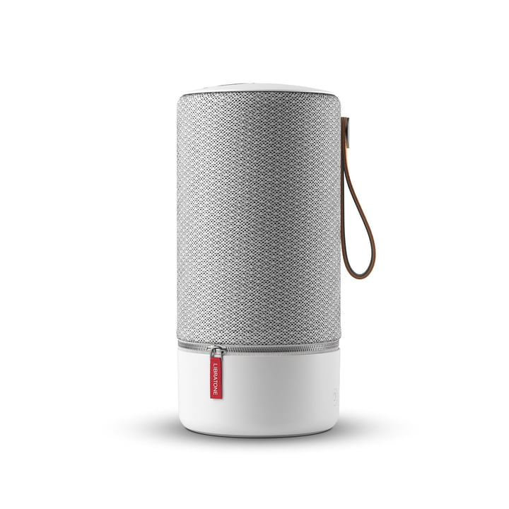 ZIPP New Line loudspeaker by Libratone in cloudy grey