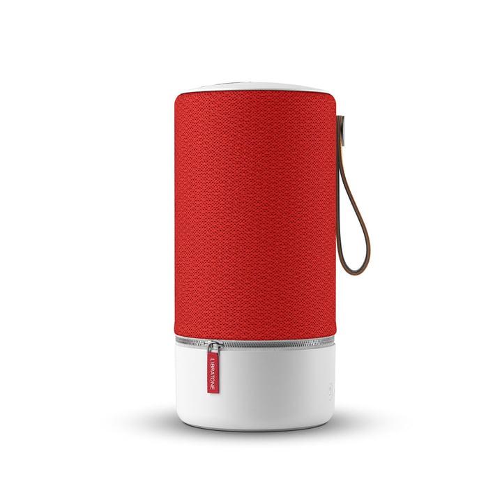 ZIPP New Line loudspeaker by Libratone in victory red