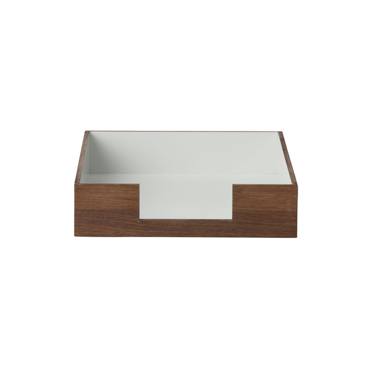 Letter Tray by ferm Living in Grey
