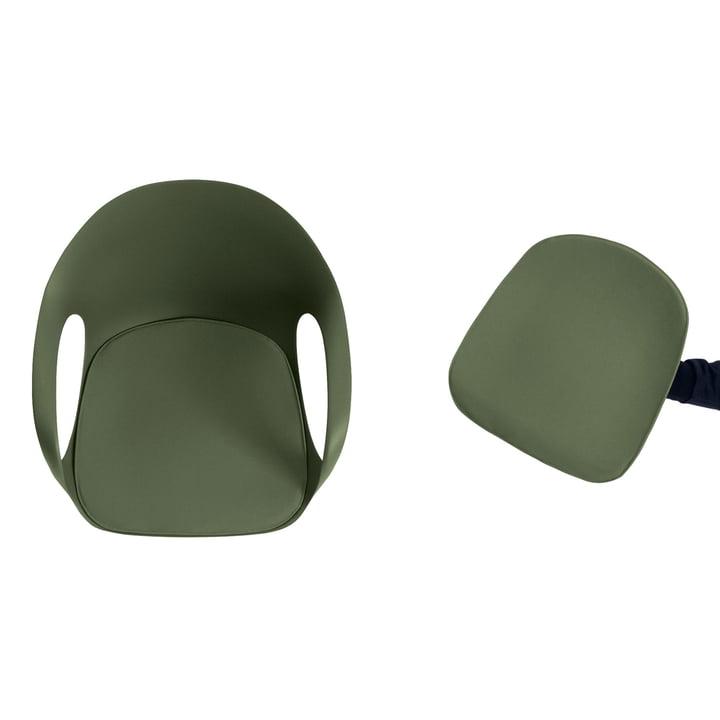 Kristalia - Elephant chair, swivel base