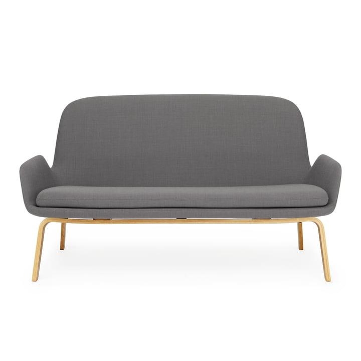 Era Sofa by Normann Copenhagen made from oak in breeze fusion dark grey