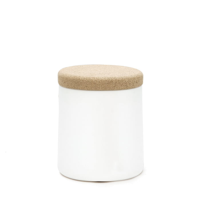 Kristalia - Degree side table in white
