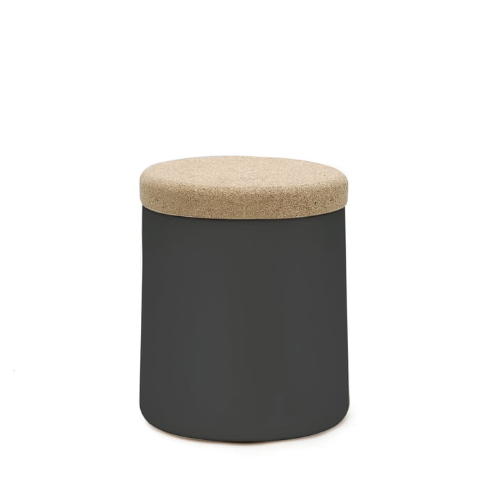 Kristalia - Degree side table in black