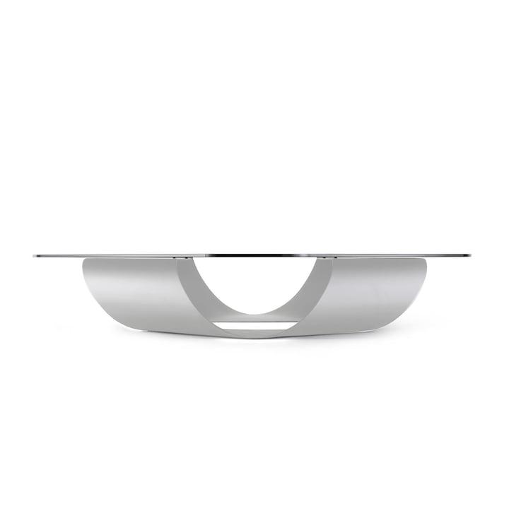 Kristalia - Möbius couch table 90 x 90 cm in white