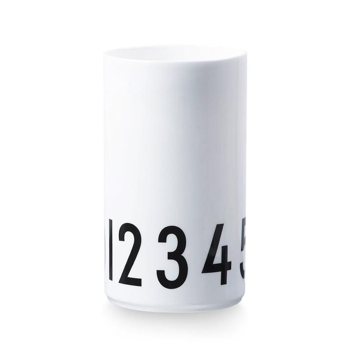 Large Vase 0-9 by Design Letters