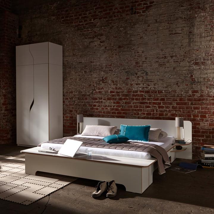 Müller Möbelwerkstätten - Plane Double Bed