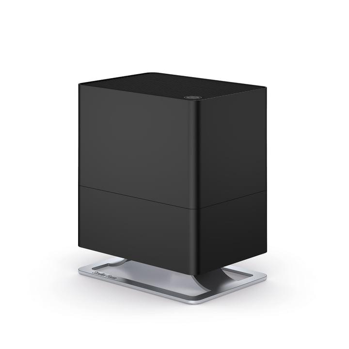 Oskar Little air humidifier by Stadler Form in black