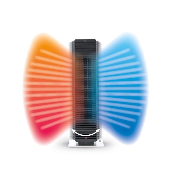 Fan Heater Paul by Stadler Form