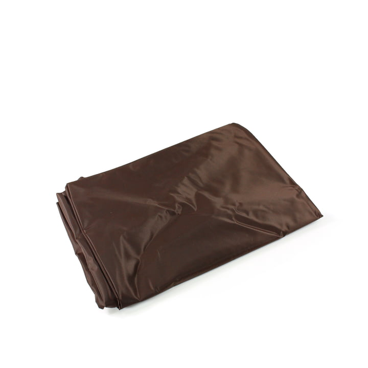 Jan Kurtz - Protective cover, large, brown for table group Alois
