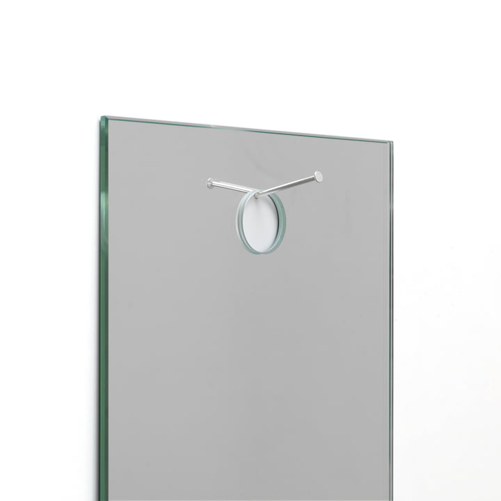 Details - DIN A4 Wall Mirror with Nail