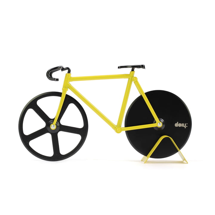 Fixie Pizza Cutter Bumblebee by Doiy