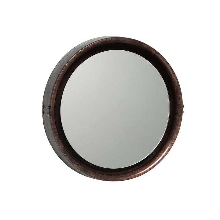Sophie Mirror by Mater in medium, Ø 50 cm