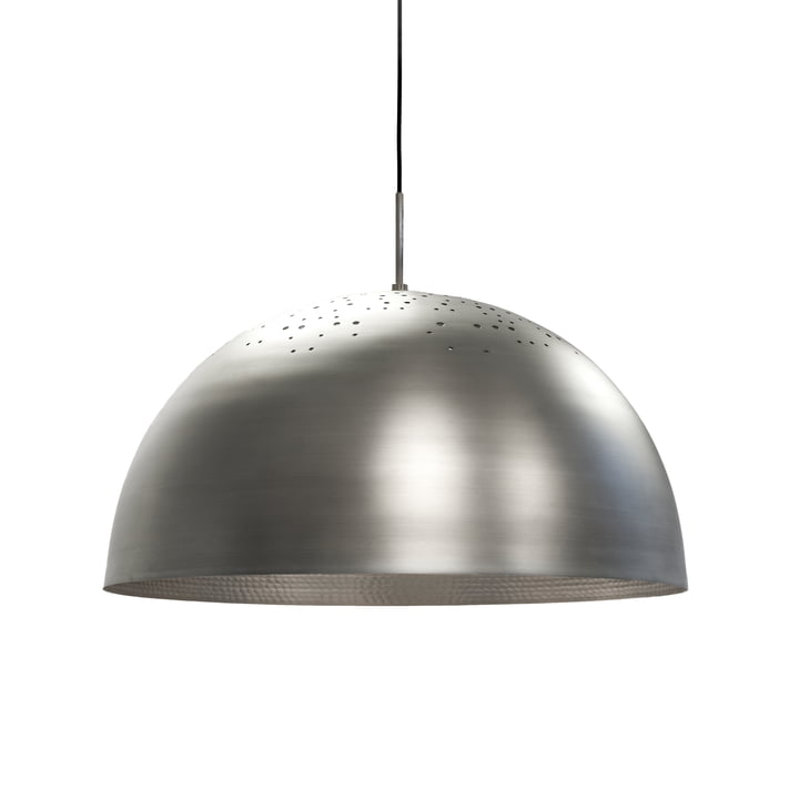 Shade Pendant Lamp Ø 60 cm by Mater in aluminium