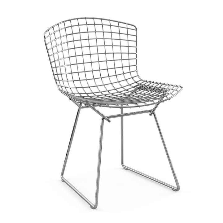 Knoll - Bertoia Chair chrome plated