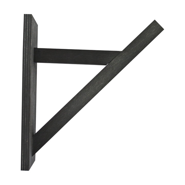 Bracket by NUD collection in black