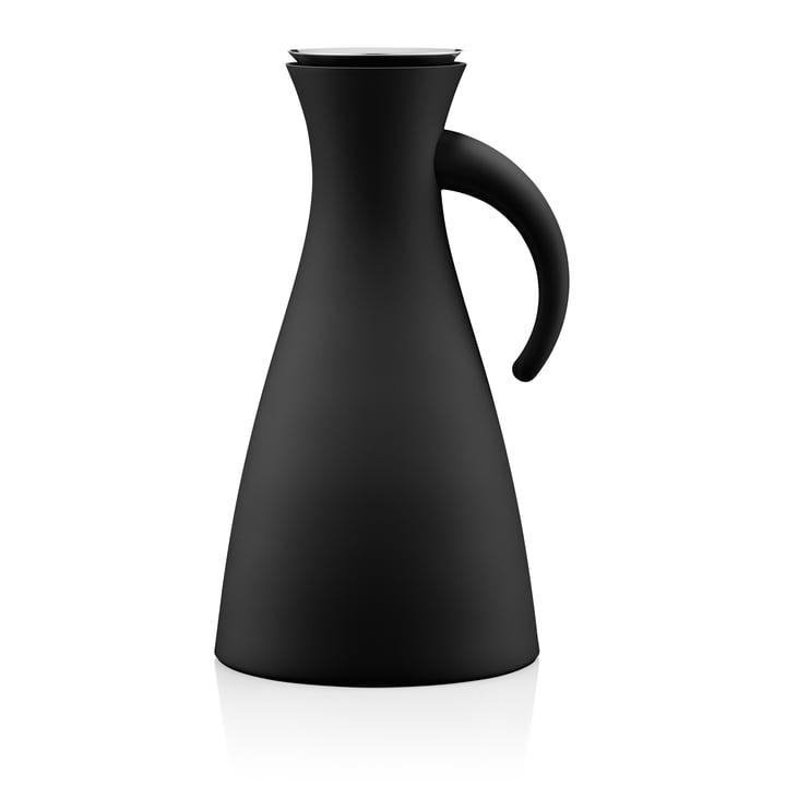 vacuum jug by Eva Solo in matt black