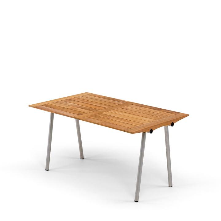 Skagerak - Ocean table 142 cm, teak