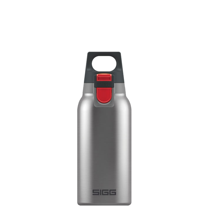 Hot & Cold ONE Brushed, 0.3 l by Sigg
