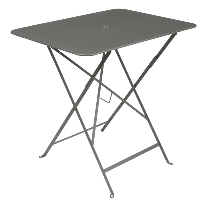 Bistro Folding table 77 x 57 cm from Fermob in rosemary