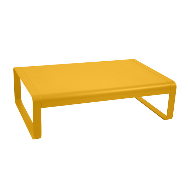 Bellevie Low Table by Fermob in honey