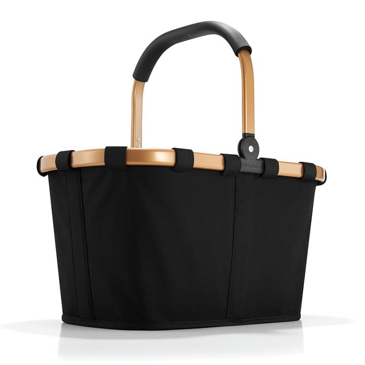 reisenthel - carrybag frame in gold/black