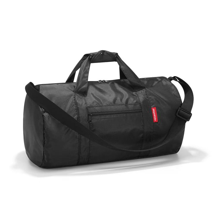 reisenthel - mini maxi dufflebag in black