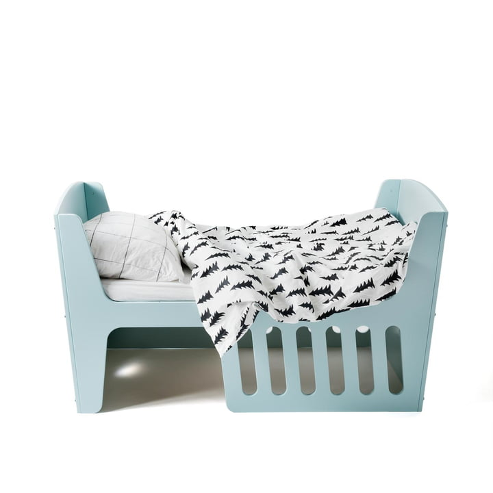 4-in-1 Rocky baby and children's bed