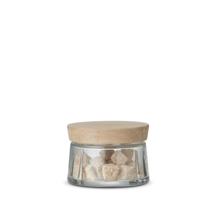 Grand Cru Storage Jar with Oak Lid, 0.25 L by Rosendahl