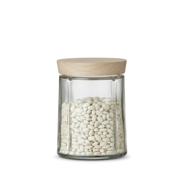 Grand Cru Storage Jar with Oak Lid, 0.75 L by Rosendahl